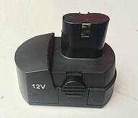 Аккумулятор для шуруповерта 12V  Ni-Cd (горбатый), фото 1