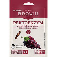 Пектоэнзим облегчающий получение сока, 6 грамм