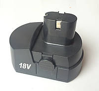 Аккумулятор для шуруповерта 18V  Ni-Cd (горбатый), фото 1