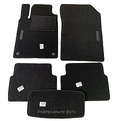 Килимки в салон ворсові AVTM для Mini Cooper  (F56) 2014 /Чорні