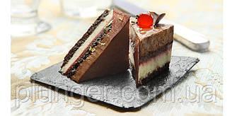 Тарілка для десертів 20*20 см Камінь