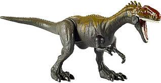 Динозавр Монолофозавр Юрский мир Jurassic World Camp Cretaceous Monolophosaurus Savage Strike Dinosaur