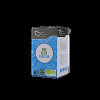 Чай зеленый Сенча неферментированый в пакетиках органический Touch Organic,48г (24*2г)