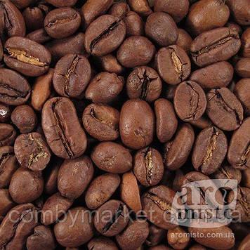 Кава смажена в зернах арабіка Ефіопія Джимма 5 100g