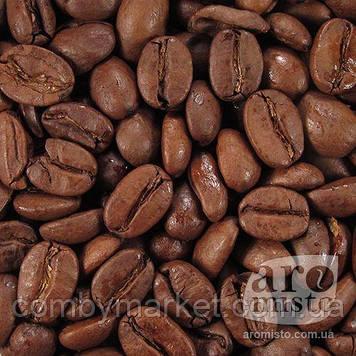 Кава смажена в зернах арабіка Мокко (Ефіопія) 100g