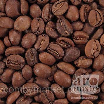 Кава смажена в зернах арабіка Бразилія Бурбон 100g