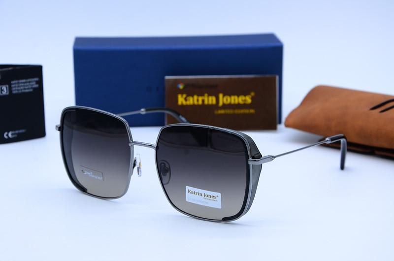 Жіночі сонцезахисні квадратні окуляри Katrine Jones 0852 c07-G16-1