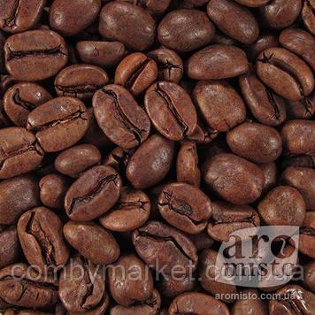 Кава смажена в зернах арабіка Бразилія безкофеїнова 100g