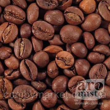 Кава смажена в зернах робуста Індія Черрі АА 100g