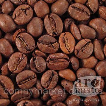 Кава смажена в зернах робуста Уганда 18 100g