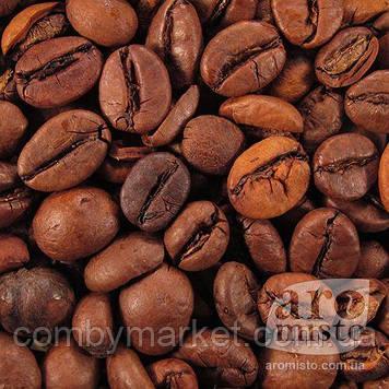 Кава смажена в зернах робуста Індонезія 100g