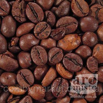 Кава смажена в зернах робуста в'єтнам 18+ 100g