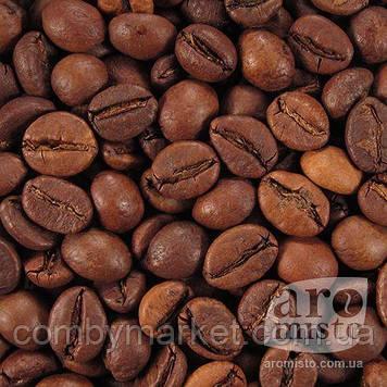 Кава смажена в зернах робуста Індія Парчмент АА 100g