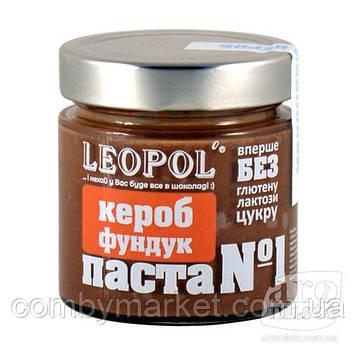 """Фундукова паста Кероб молочний """"Leopol"""" 200g"""