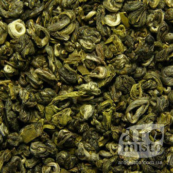Зелений класичний чай Зелений равлик + 50g
