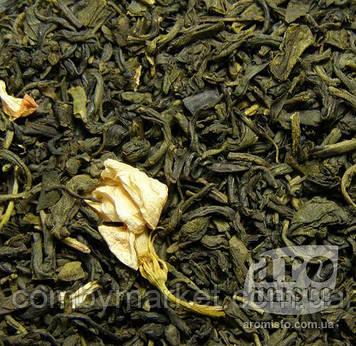 Зелений класичний чай Зелений з жасмином 50g