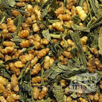 Зелений класичний чай Генмайча 50g