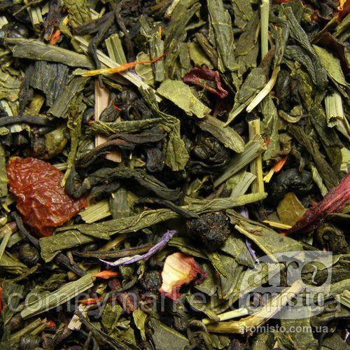 Зелений ароматизований чай На добраніч 50g