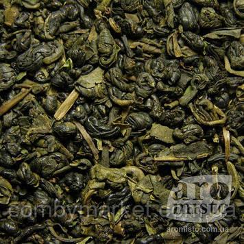 Зелений ароматизований чай На пам'ятна свіжість 50g