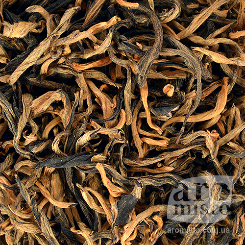 Чорний класичний чай Око тигра 50g