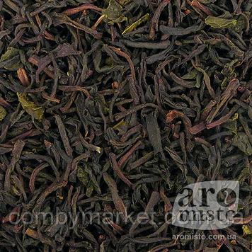 Чорний ароматизований чай Ерл грей по-англійськи 50g