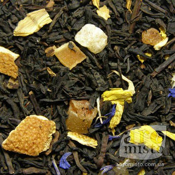 Чорний ароматизований чай Східні казки 50g