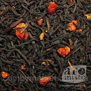 Чорний ароматизований чай Годжі-чай 50g