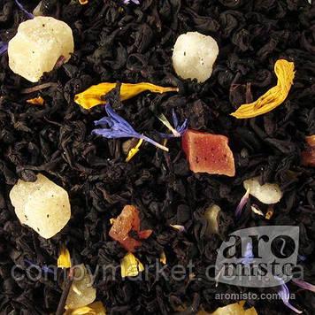 Чорний ароматизований чай Чічако 50g