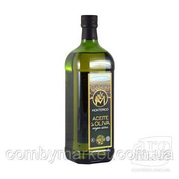 Олія оливкова Monterico Aceite de Oliva extra vergine 1л