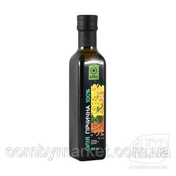 Олія з насіння гірчиці 250 мл
