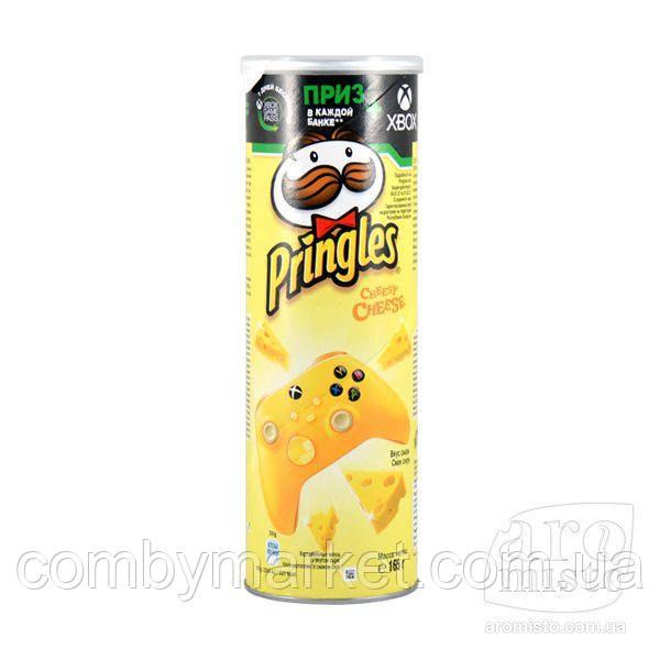"Чіпси ""Pringles"" Cheese 165g"