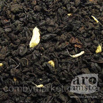 Чорний ароматизований чай Імбир (Цейлон) 50g