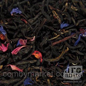 Чорний ароматизований чай Чорний гламур 50g