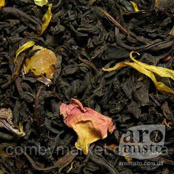 Чорний ароматизований чай 1003 ніч 50g