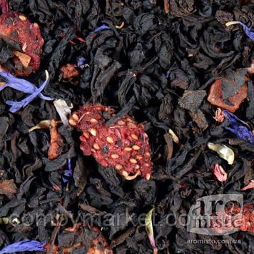 Чорний ароматизований чай Собі коханій 50g