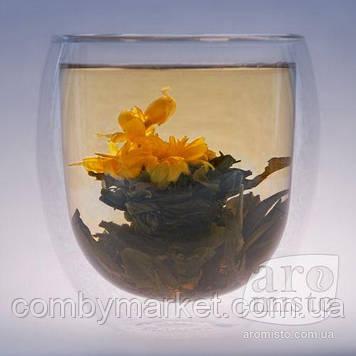 У язаний чай Квітка багатства 50g