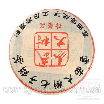 Шу пуер І У Да Шу 357g (2013 р.)