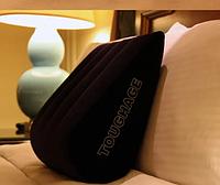 Подушка черная для секса, интимные подушки для секс игр, Надувные подушки и подголовники для секса