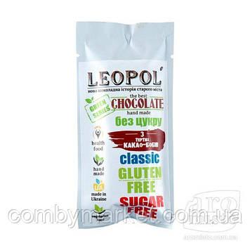 "Батончик ""Leopol"" какао чорний 25g"