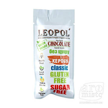 "Батончик ""Leopol"" кероб класичний 25g"