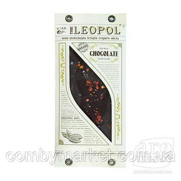 """Шоколад чорний """"Leopol"""" пікант 95g"""