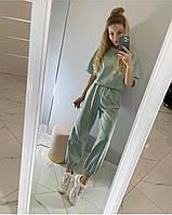 Жіночий спортивний костюм літній,Женский спортивный костюм повседневный S M