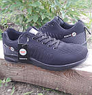 Кросівки чоловічі Bonote р. 44 текстиль чорні, фото 4