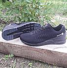 Кросівки чоловічі Bonote р. 43 текстиль чорні, фото 7