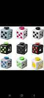 Антистресовий кубик Fidget Cube (Фіджет куб) з кнопками