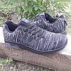 Кроссовки мужские Bonote р.41 текстиль чёрные, фото 7