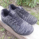 Кроссовки мужские Bonote р.41 текстиль чёрные, фото 4
