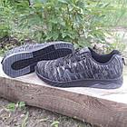 Кроссовки мужские Bonote р.41 текстиль чёрные, фото 6