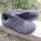 Кросівки чоловічі Bonote р. 43 текстиль чорні, фото 5