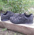 Кросівки чоловічі Bonote р. 43 текстиль чорні, фото 8